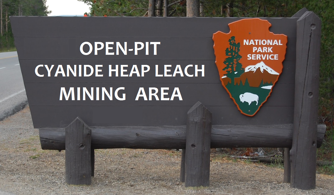 Open Pit mining in Greater Yellowstone Ecosystem